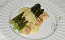 Asparagus & Cheese Sauce