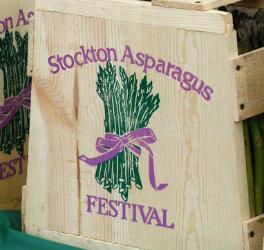 Asparagus Crate