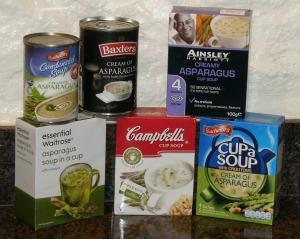 Asparagus Cup A soup