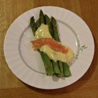how to cook asparagus steam