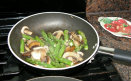 Sauteing Asparagus
